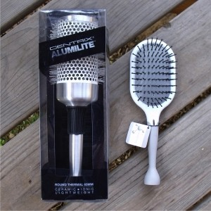 The Cricket Co. Alumilite Professional Hair Brush Collection