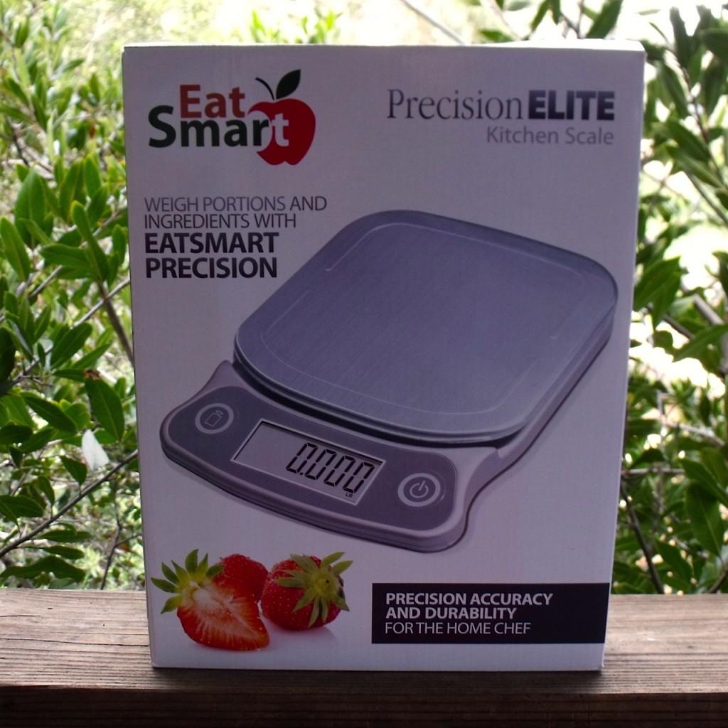 eatsmart precision elite kitchen scale