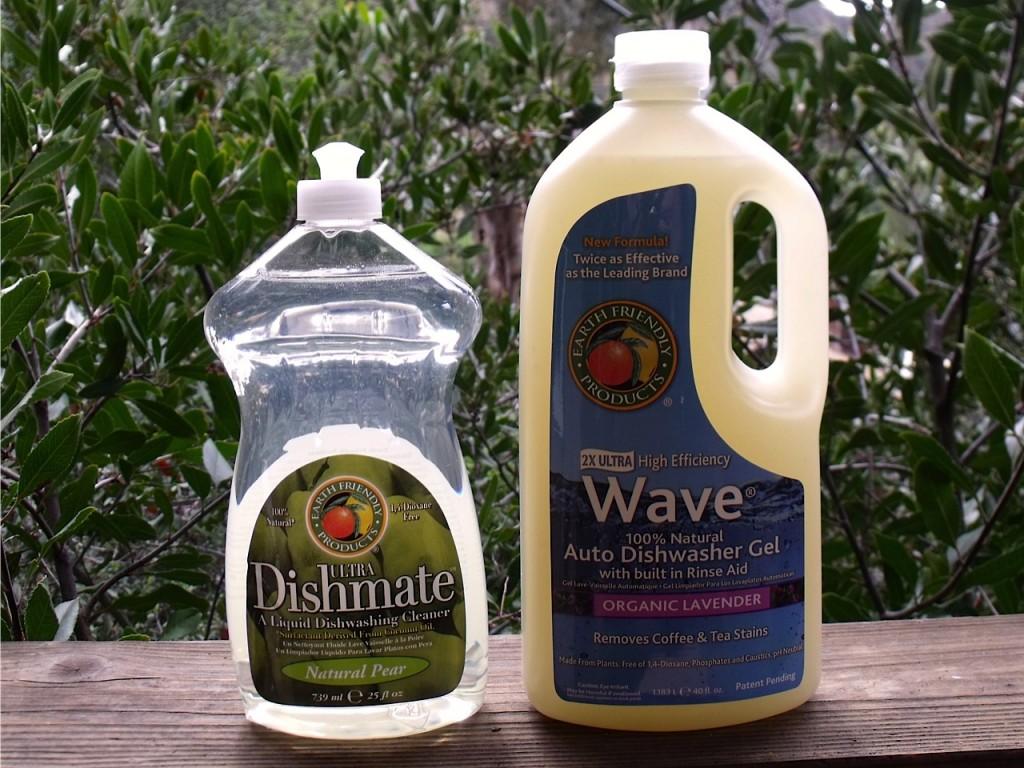 earth friendly dishwash