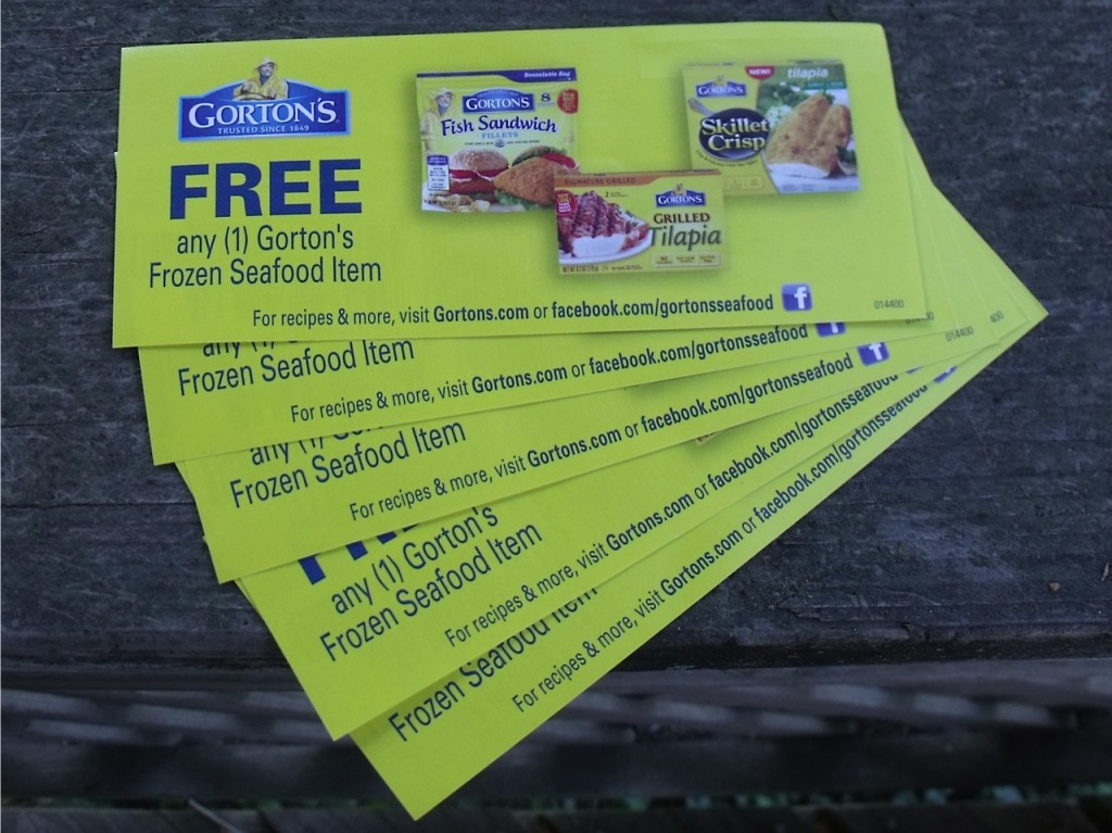 gorton s free coupons and more mama likes this