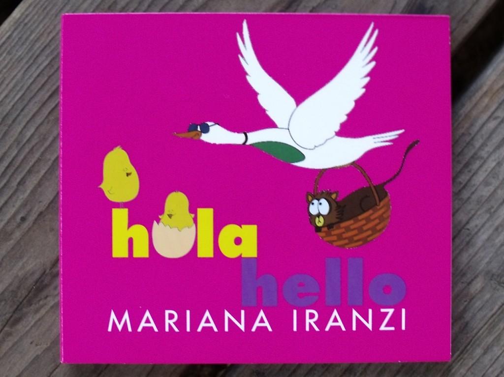 hula hello cd