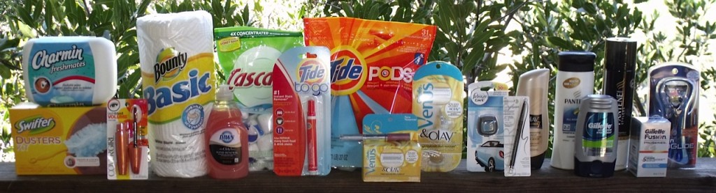 P&G Everyday Prize Package