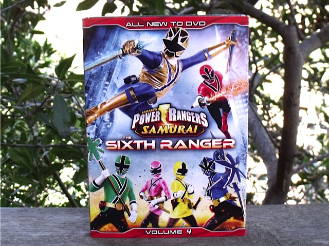 Power Rangers Samurai: The Sixth Ranger