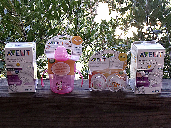Philips Avent Baby Feeding Products