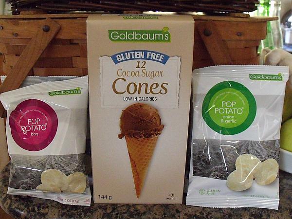 Goldbaum's Gluten Free Foods