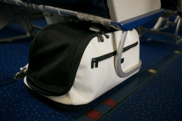 Sleepypod air pet carrier mama likes this for Delta airlines dogs in cabin