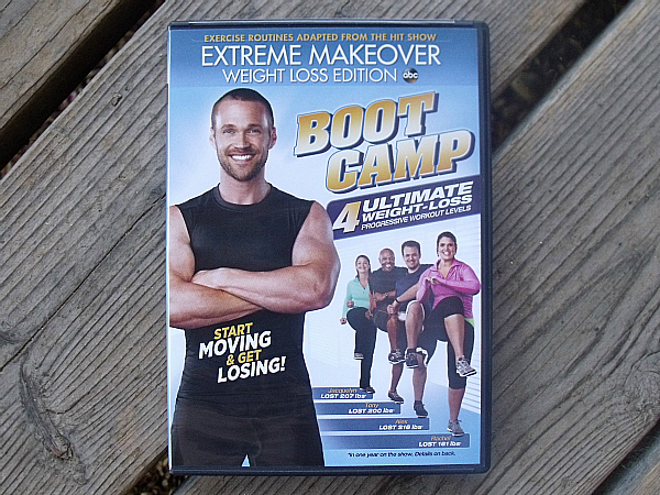 Extreme Makeover Body Bootcamp
