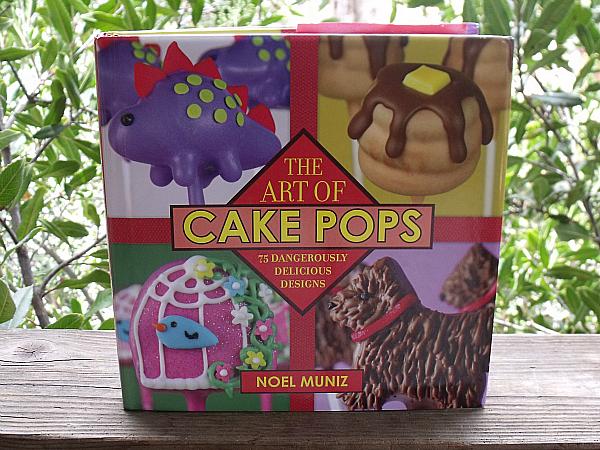 cake pops recipe book