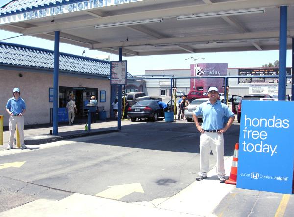 San Clemente Car Wash