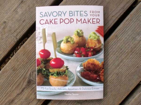 Cake Pop Appetizer Recipes