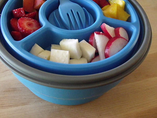 lunch box for salads