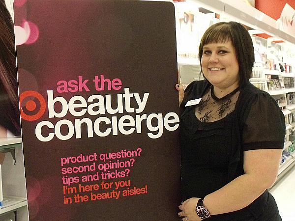 Wendy Target Beauty Concierge