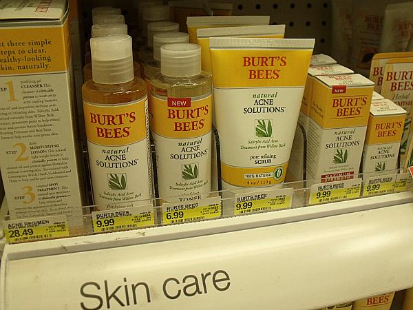 Target  Burt's Bees