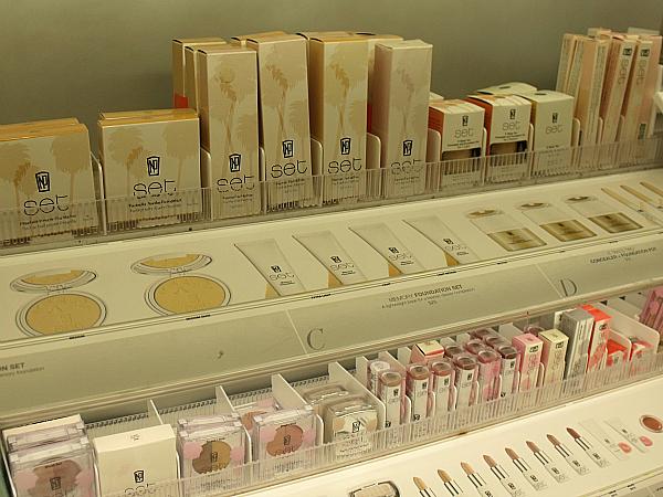 Target Cosmetics