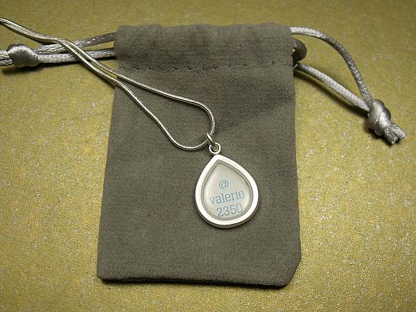 CafePress Personalized Silver Jewelry