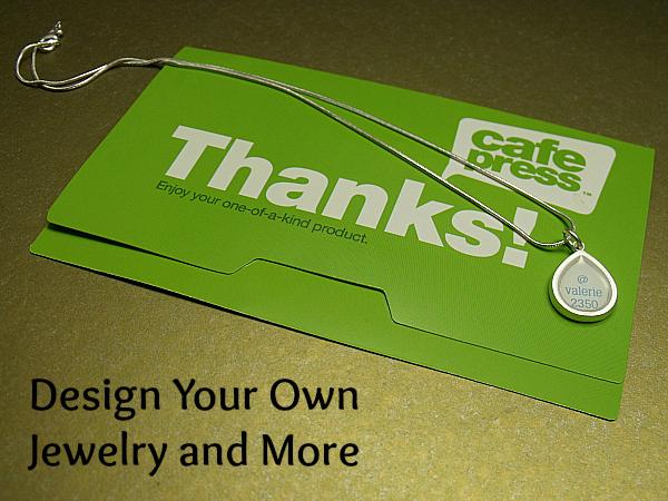 CafePress Customized Jewelry