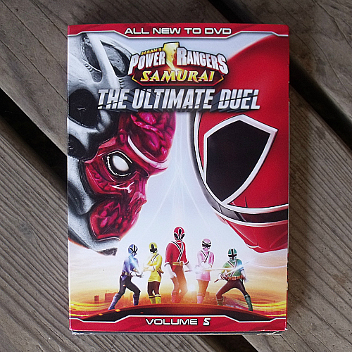 Power Rangers Samurai: The Ultimate Duel - Vol 5