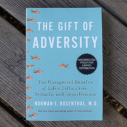 The Gift of Adversity by Dr. Norman Rosenthal