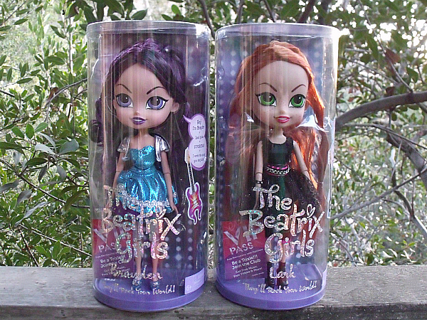 The Beatrix Girls Dolls