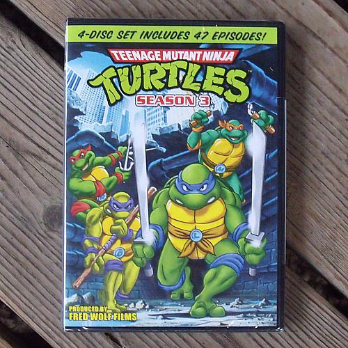 Teenage Mutant Ninja Turtles Season 3