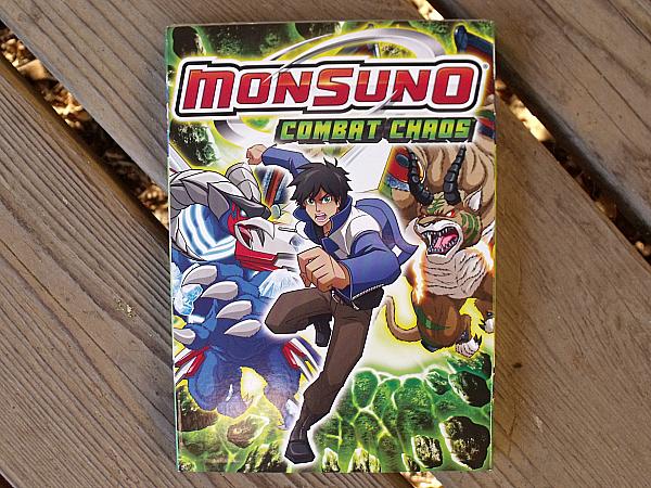 Monsuno: Combat Chaos DVD