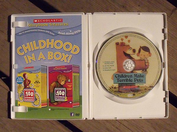 Children Make Terrible Pets DVD