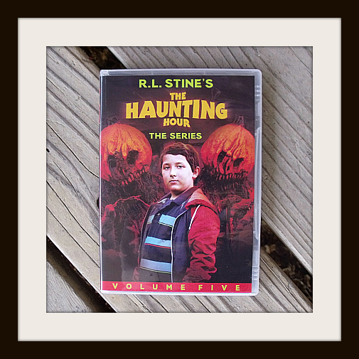 R.L. Stine's The Haunting Hour: The Series, Vol. 5 DVD