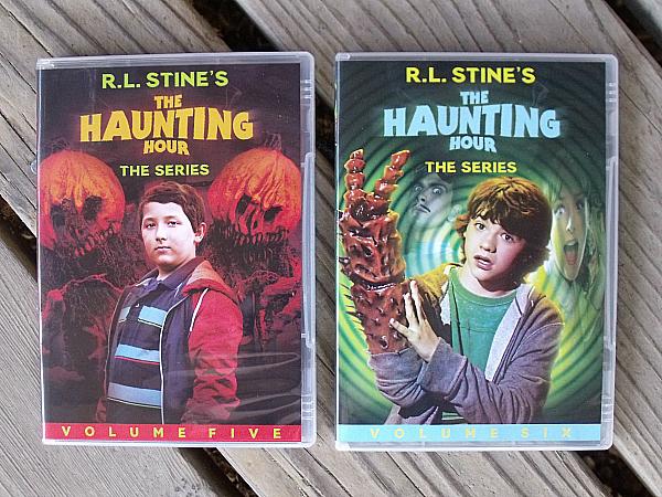 R.L. Stine's The Haunting Hour DVD Set