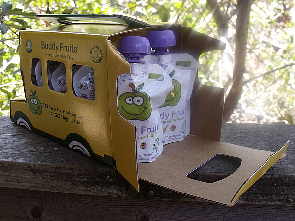 Buddy Fruits for Back to School