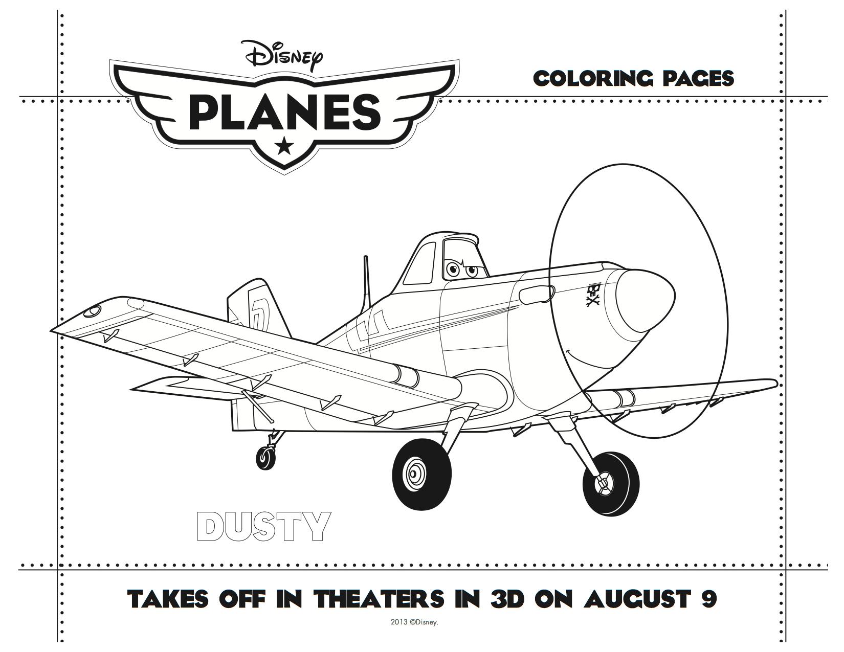 Dustyjpg 16501275 Disney Planes 5th Birthday Party