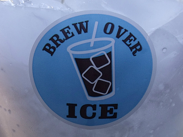 Brew Over Ice