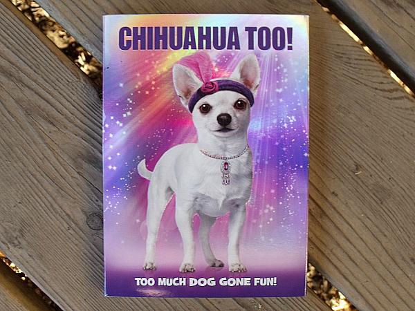 Chihuahua Too DVD