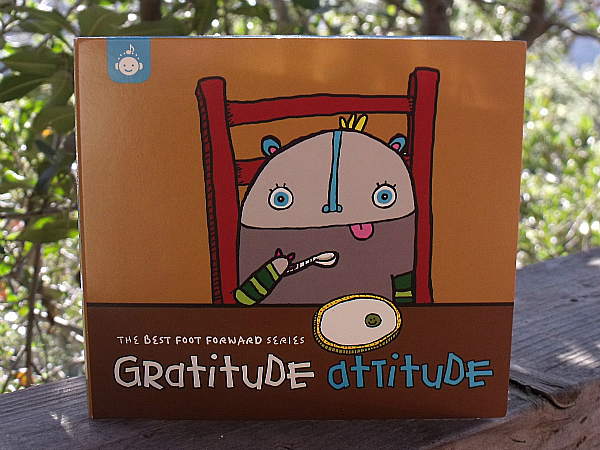Recess Music Gratitude Attitude CD