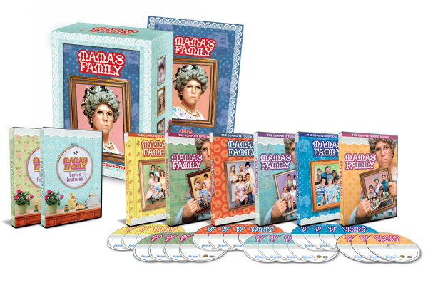 Mama's Family DVD Box Set