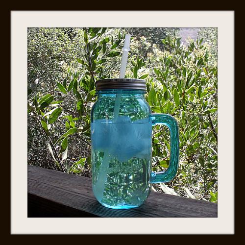 Smart Planet Mason Drinking Jar