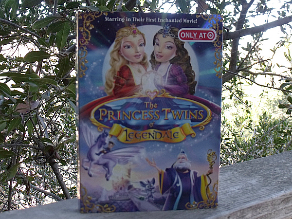 The Princess Twins of Legendale DVD