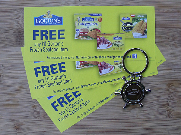 Gorton's Free Product Coupons