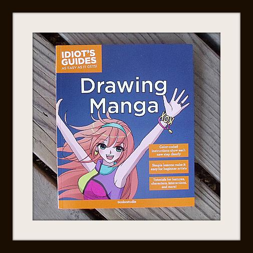 Idiot's Guides: Drawing Manga