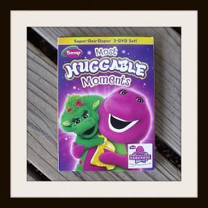 Barney: Most Huggable Moments DVD Set