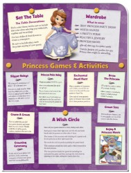 Sofia the First Printable Princess Party Games & Activities