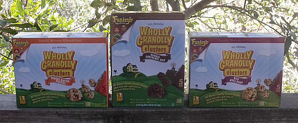 Funley's Wholly Granolly Clusters