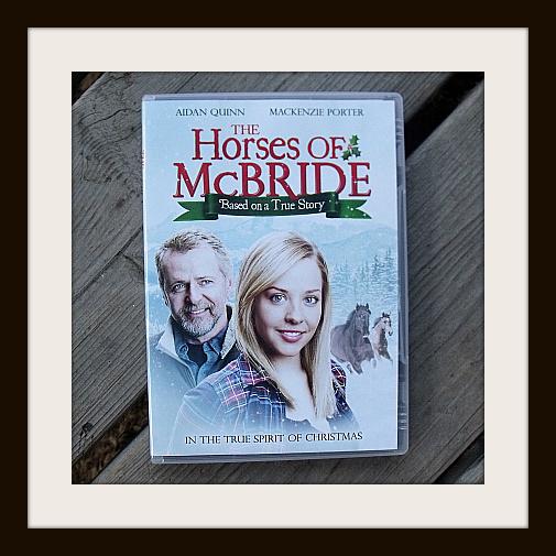 Horses of McBride DVD