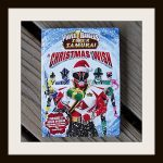 Power Rangers Super Samurai: A Christmas Wish DVD