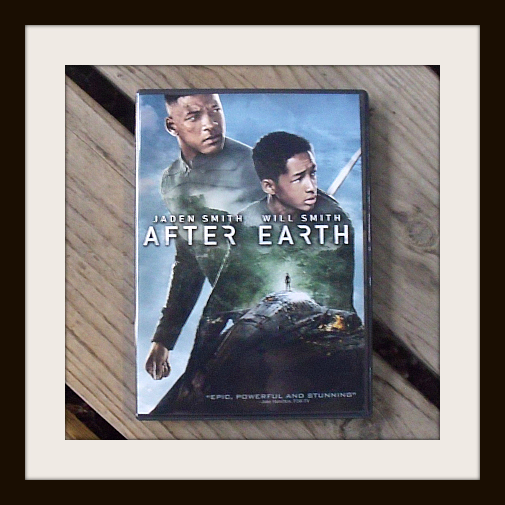After Earth DVD