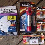 Energizer Family Safety Kit