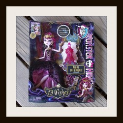 Monster High 13 Wishes Party Doll by Mattel