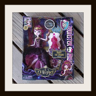 Fab 15 Monster High 13 Wishes Haunt the Casbah Party Doll by Mattel