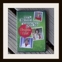 The Carol Burnett Show Christmas with Carol DVD