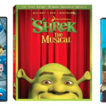 Dreamworks Movies – Monsters vs Aliens, Shrek the Musical and Kung Fu Panda