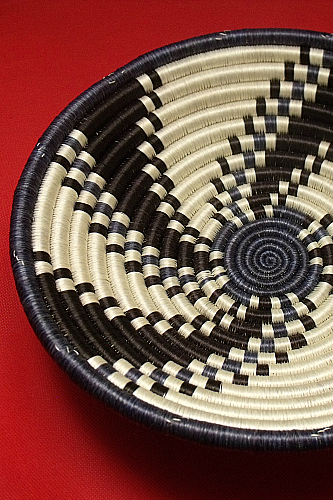Basket from Rwanda
